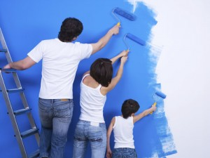 Paint Your Wall the Right Way!