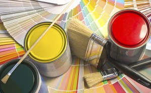 Underused Painting Supplies