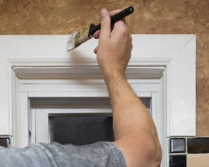 How to Paint Trim Like A Pro