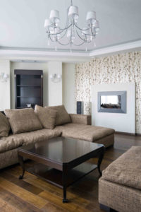 One aspect of remodeling that many homeowners tend to forget about is the wallpaper that has worn out.